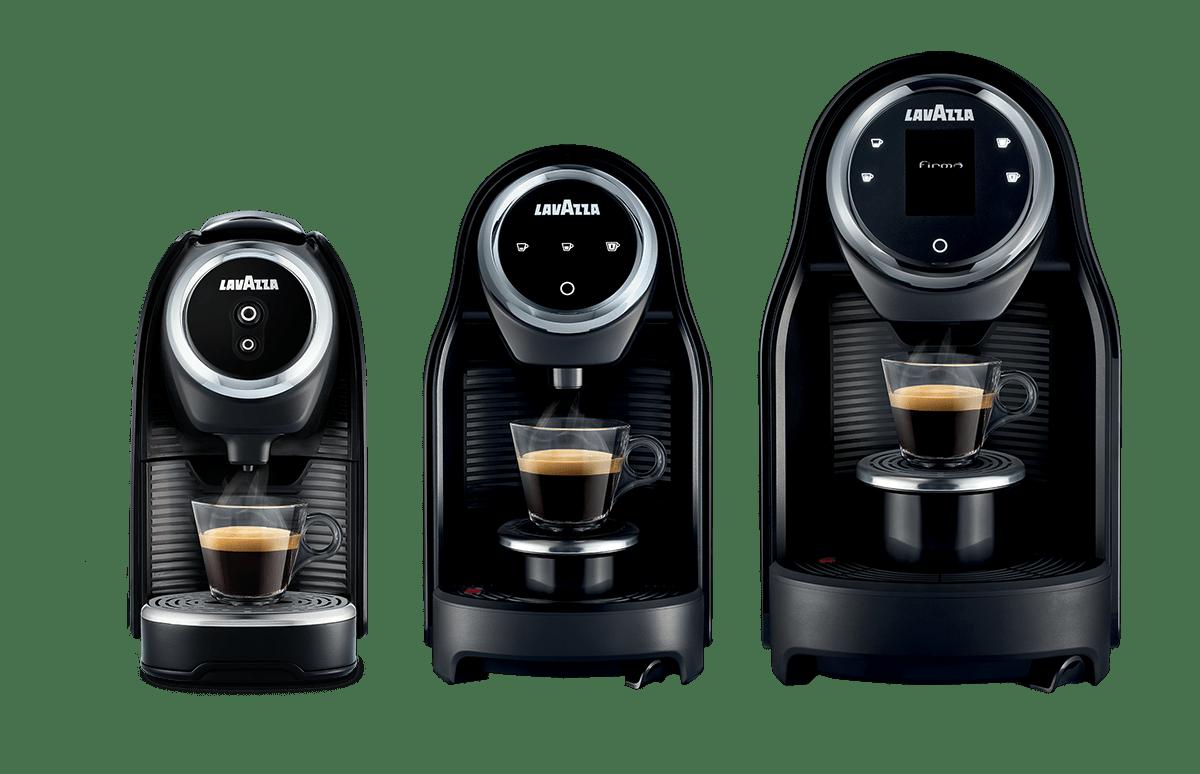 Actuel Distributions | dépôt de machine à café Firma à Montfermeil : une gamme agréable à l'usage